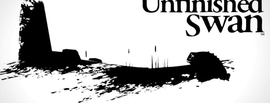 The Unfinished Swan main image
