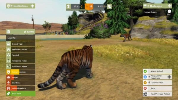 Zoo Tycoon review 3