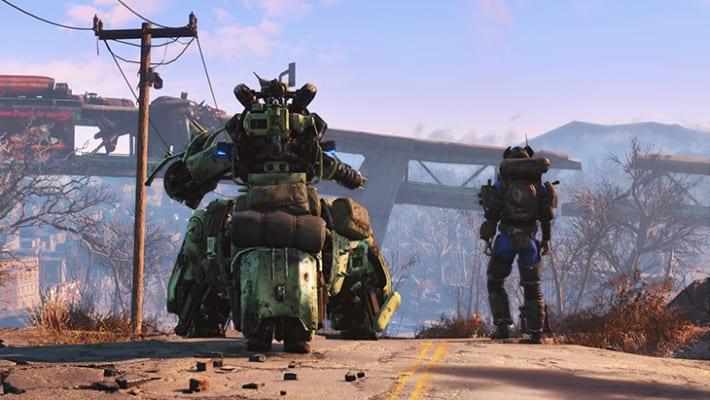 Fallout 4 Automation