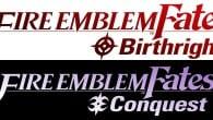 Fire Emblem Fates Logos