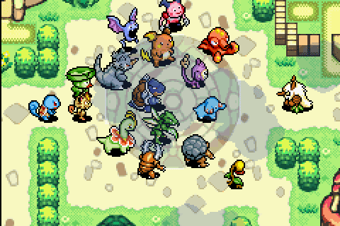 Pokemon Mystery Dungeon Blue Rescue Team review 1