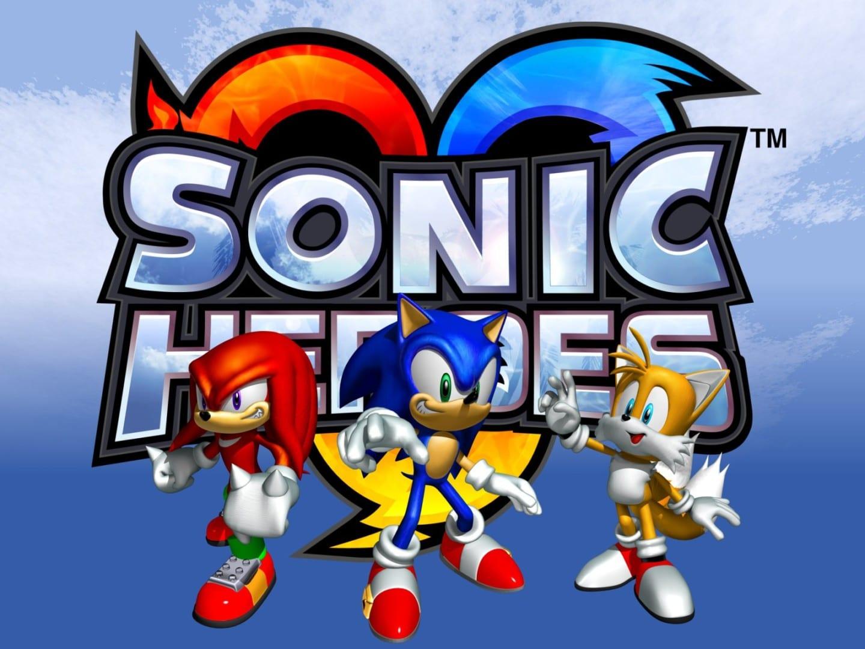 Sonic Heroes main