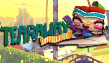 Tearaway Unfolded main