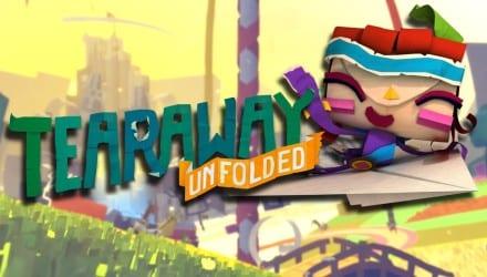 Tearaway Unfolded main