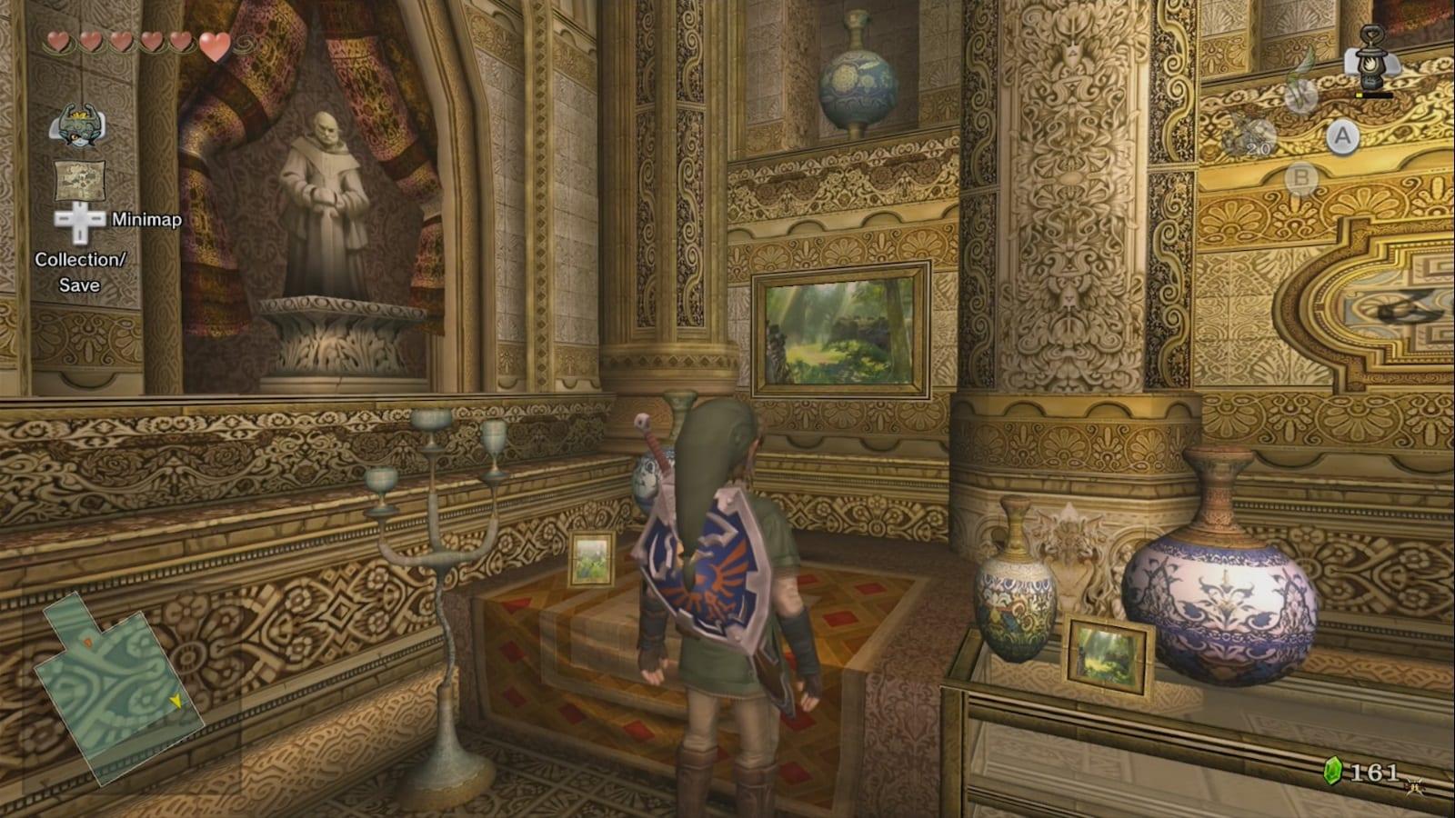 Zelda U Easter Eggs Found In The Legend Of Zelda Twilight Princess