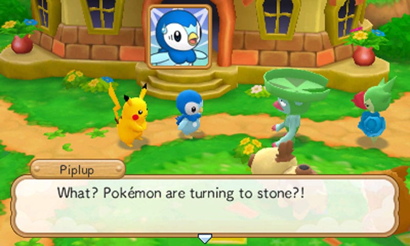 Pokemon Super Mystery Dungeon review 2