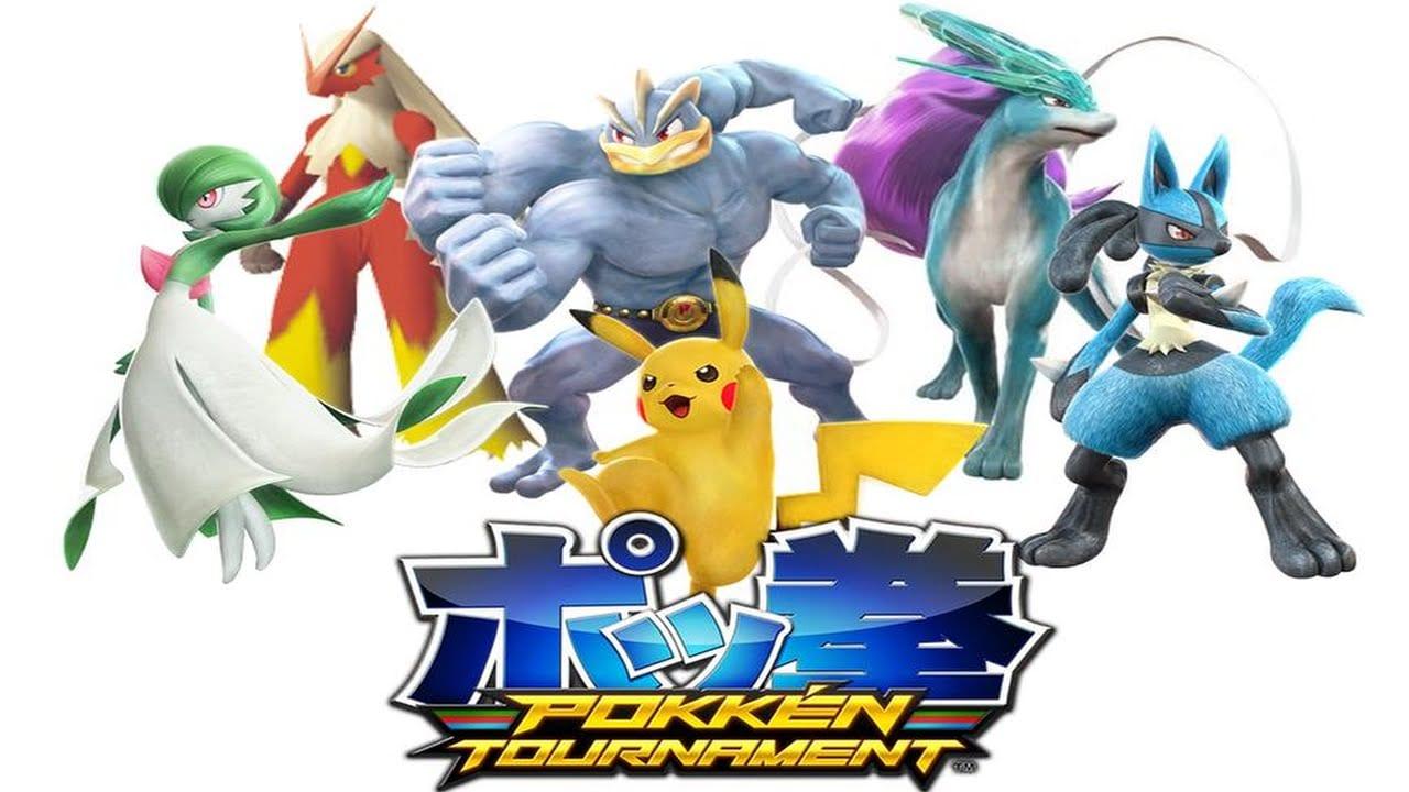 Pokken Tournament Pokemon