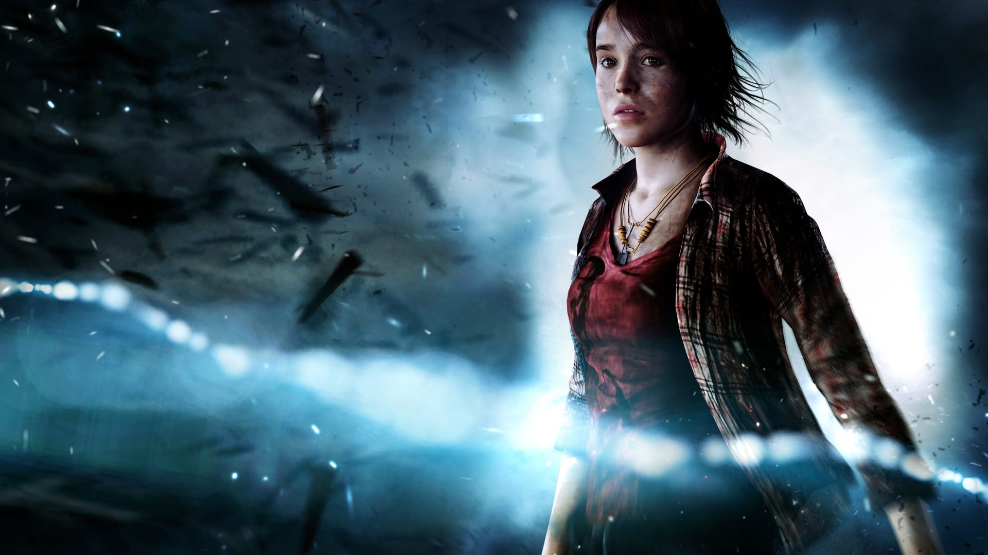 Beyond Two Souls main