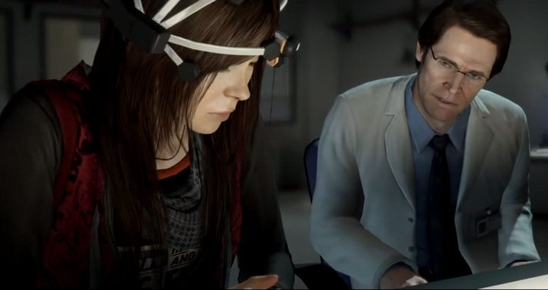 Beyond Two Souls review 4