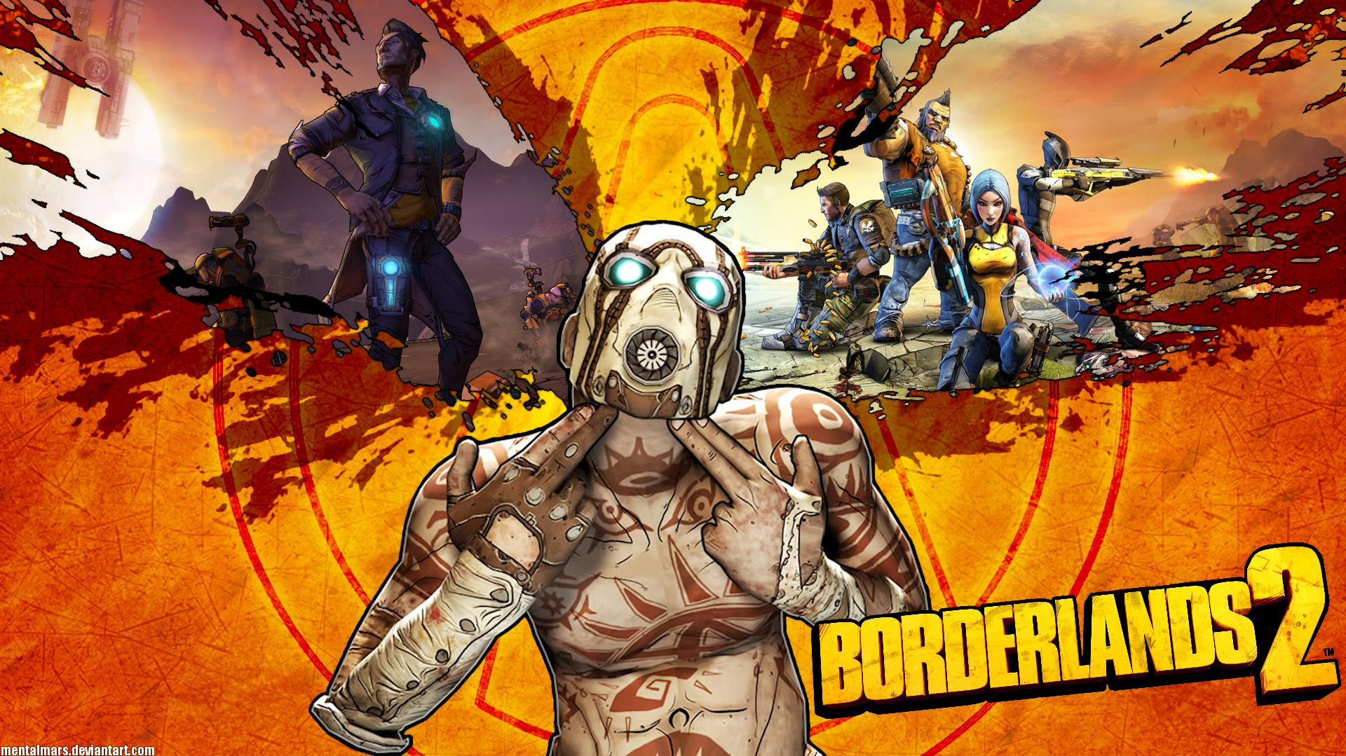 Výsledek obrázku pro Borderlands 2