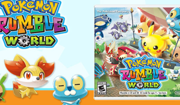 Pokemon Rumble World North America physical release