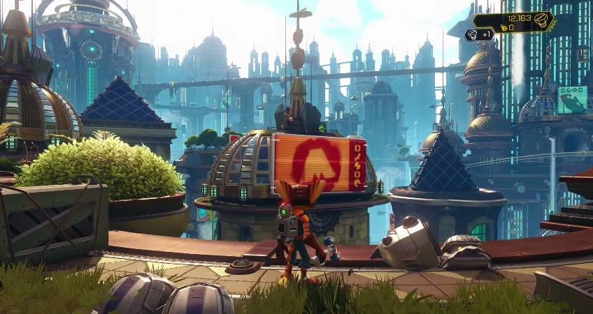 Ratchet and Clank 2016 review 2