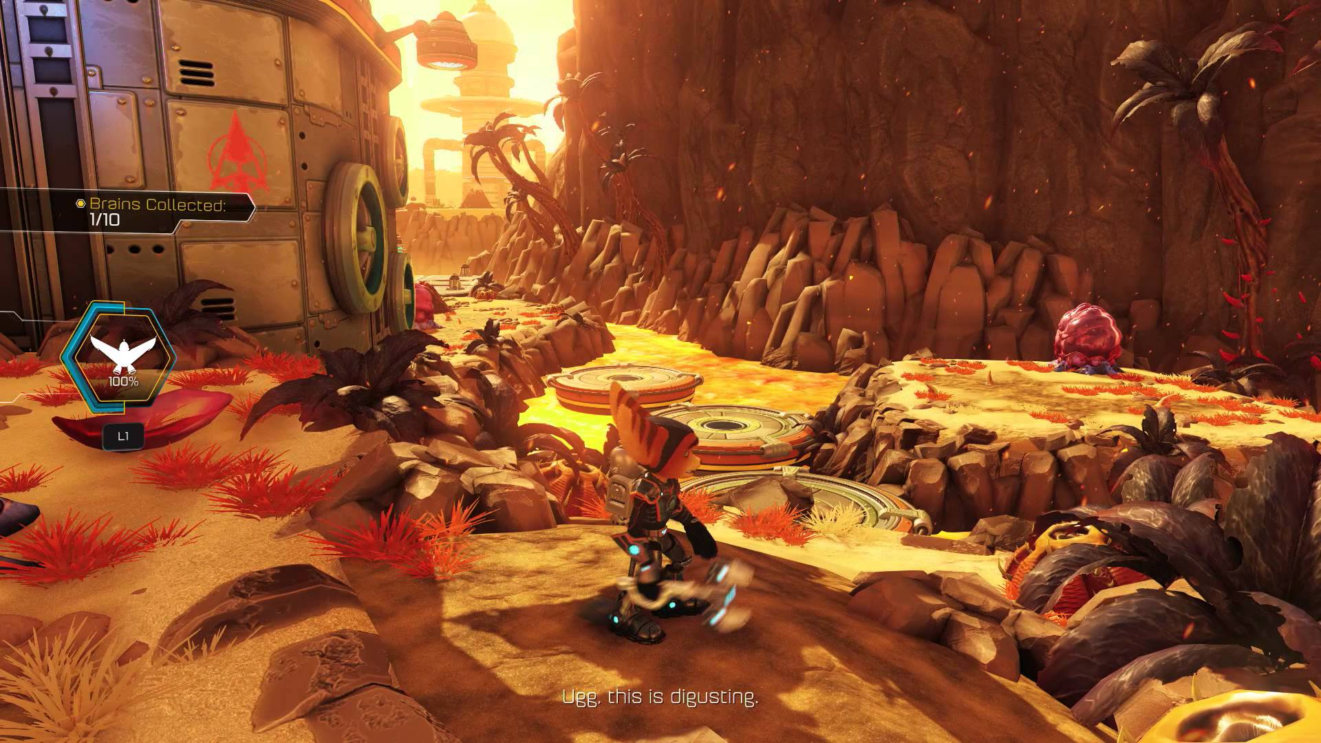 Ratchet and Clank 2016 review 4