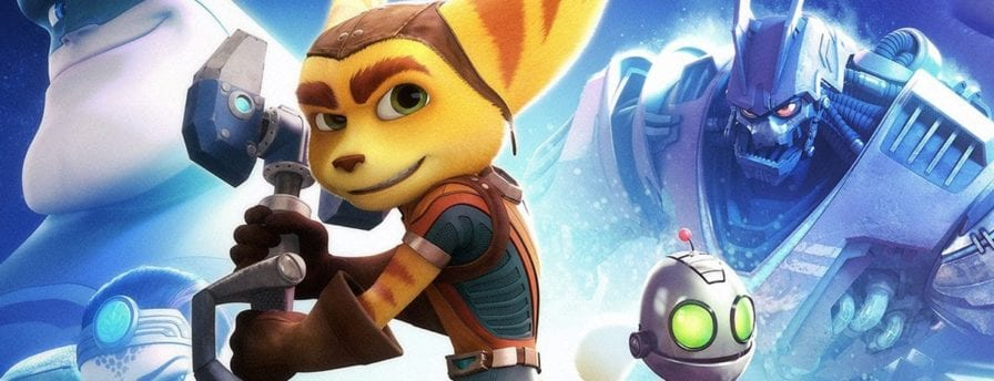 Ratchet and Clank main