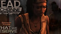 The Walking Dead Michonne Episode three What We Deserve