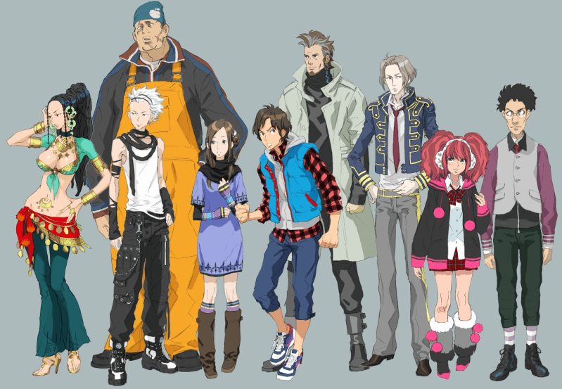 The Zero Escape series has become very well known and has become much loved over the years this franchise has spawned from a simple concept that takes cues ... & The director of 999 Nine Hours Nine Persons Nine Doors did not ...