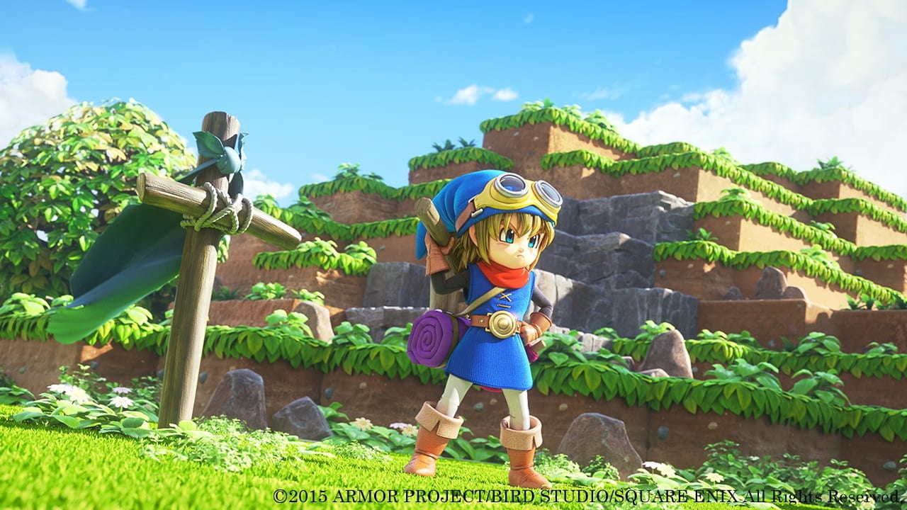 Dragon Quest Builders Coming to Switch in 2018