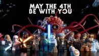 Lego Star Wars the Force Awakens May the forth