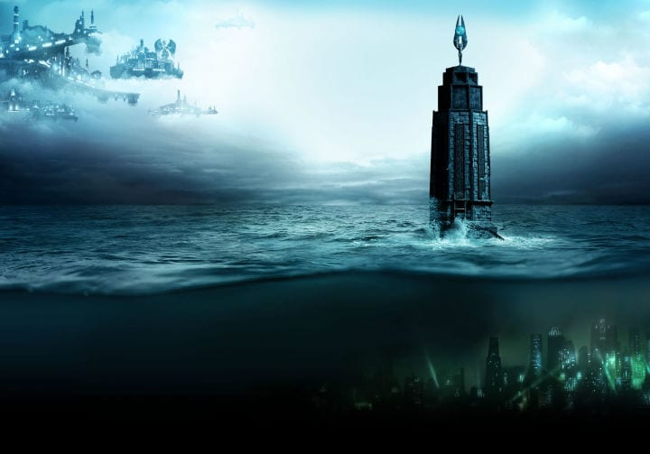 Bioshock The Collection art