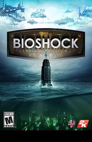 Bioshock The Collection box art