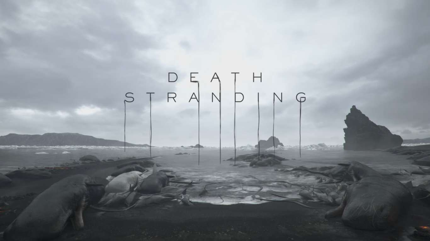 New Death Stranding trailer shown off at the Game Awards