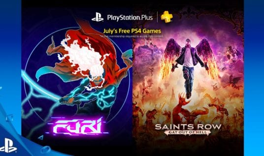 Playstation Plus July 2016 version 2