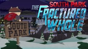 South Park The Fractured But Whole The Coon on sign