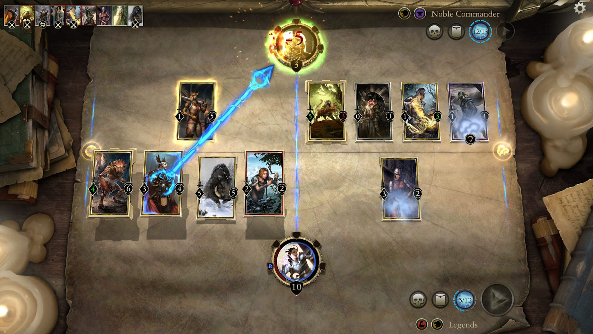 Bethesda has shown off the opening cinematic for The Elder Scrolls Legends