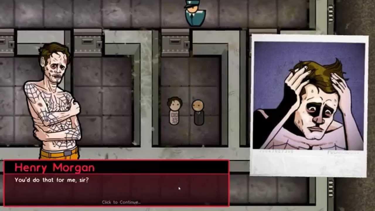 Prison Architect: Mission 4