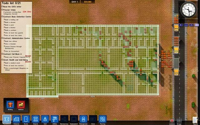 Prison Architect Planning