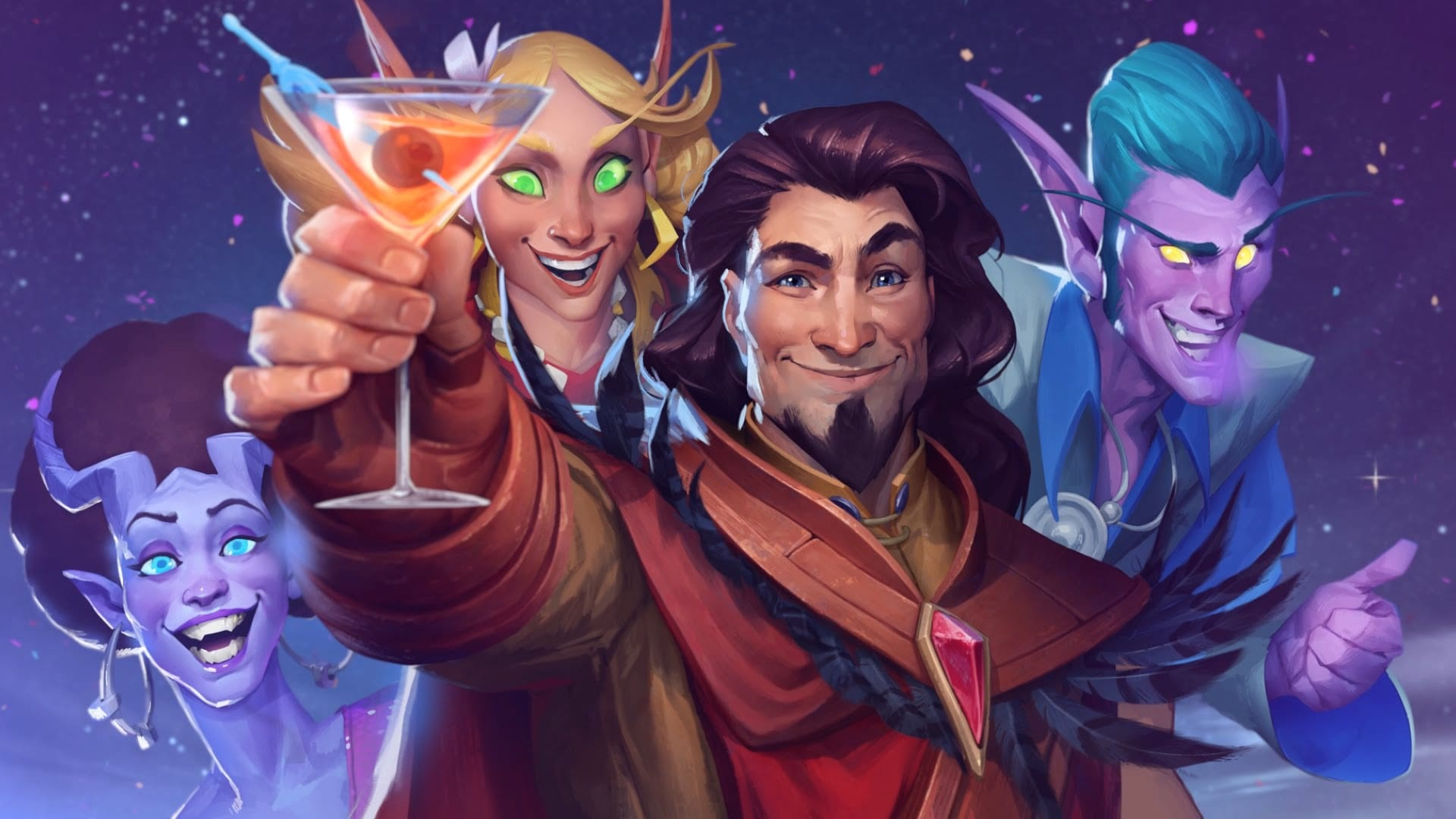 """One Night in Karazhan"" Hearthstone's newest adventure gives a free wing to all players"