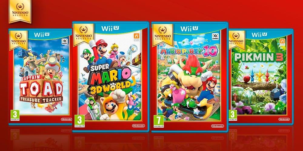 Nintendo Selects Europe Wii U September