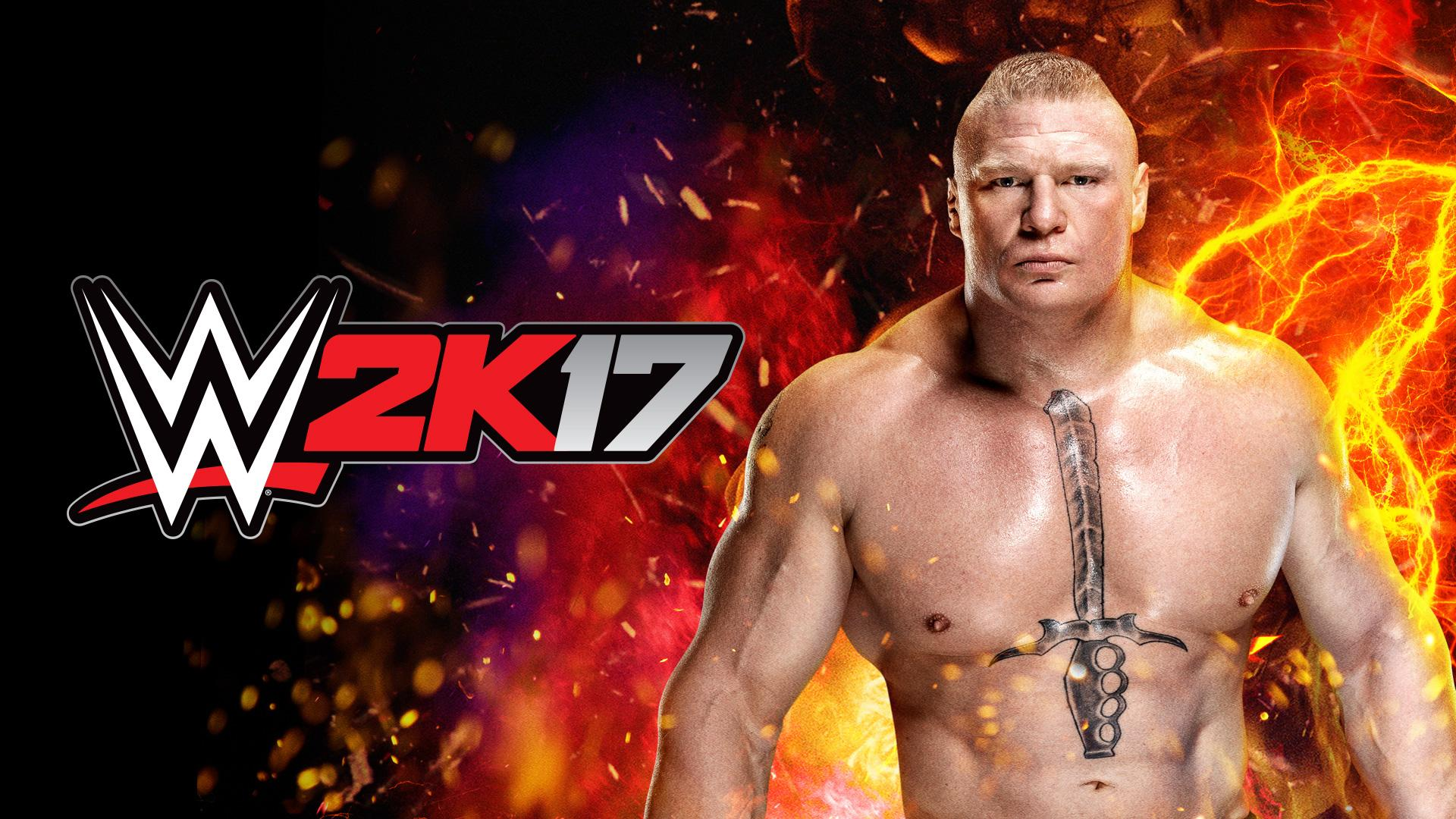 WWE 2K17 Roster Revealed