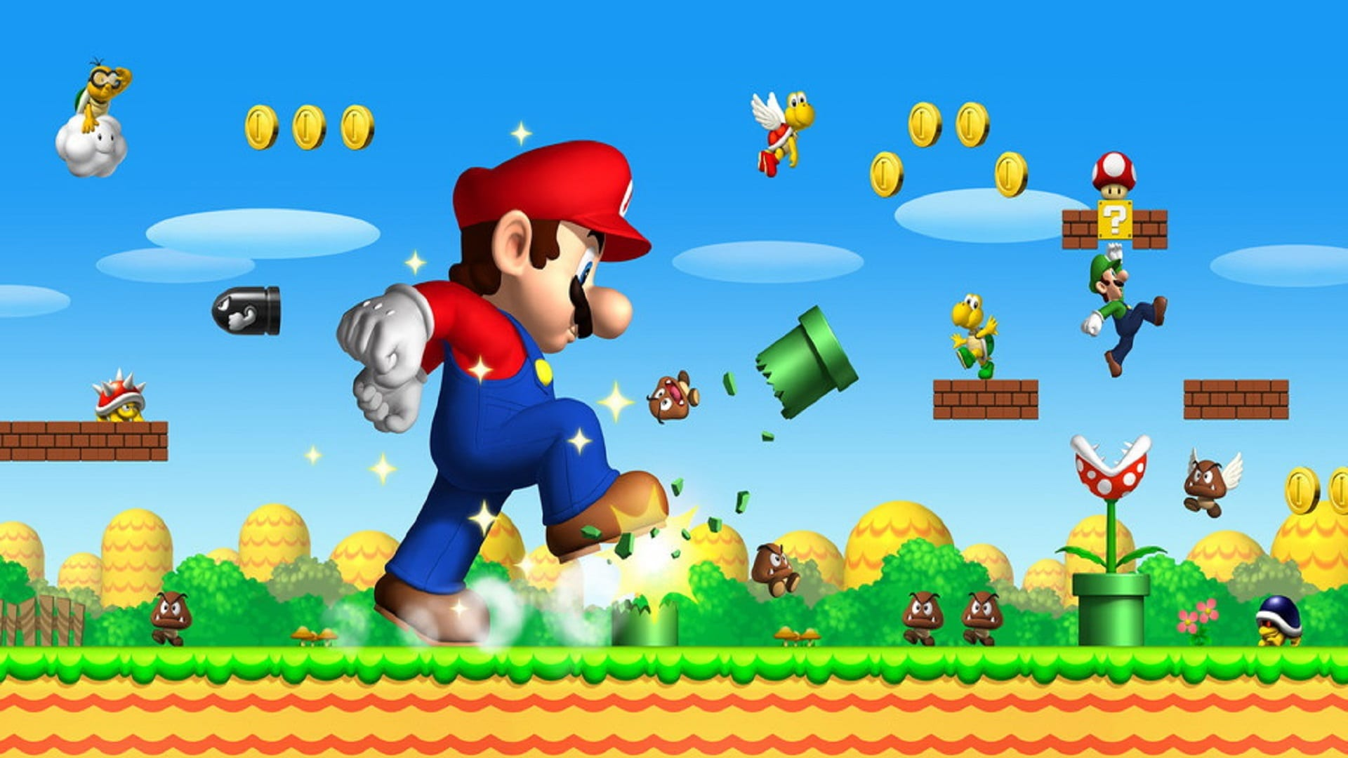They Can't all be Goombas: Appreciating Mario's Lesser Known Enemies