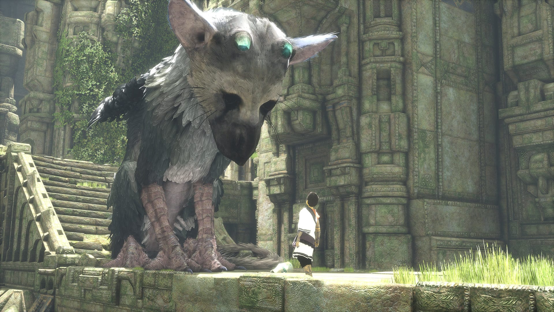 The Last Guardian Has Been Delayed To December