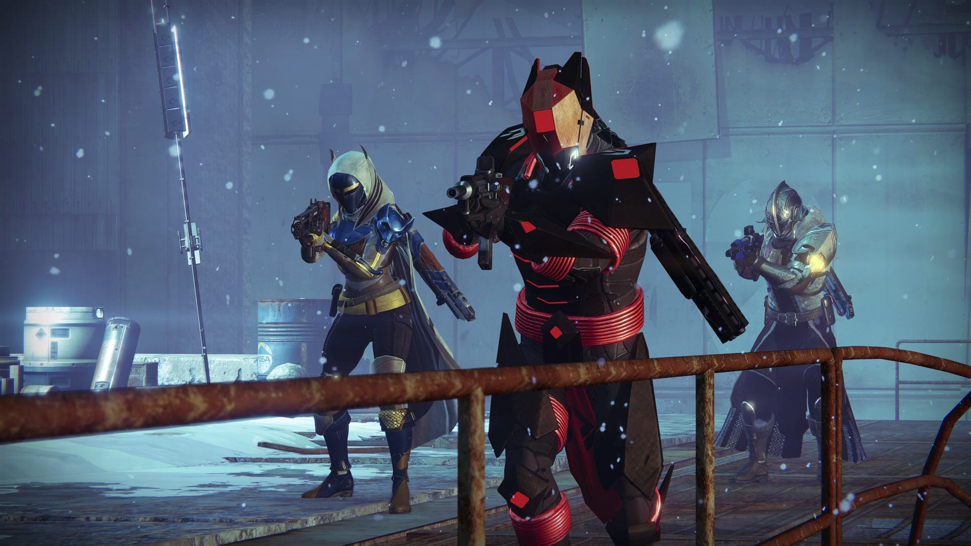 Destiny Rise Of Iron: 5 Awesome Features