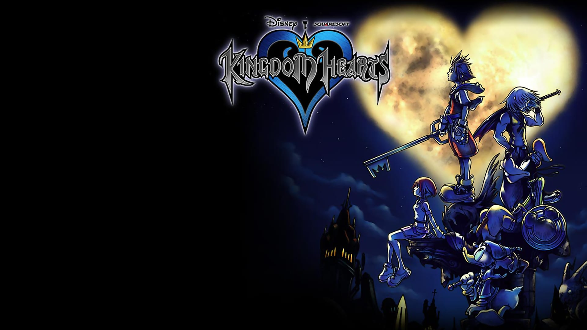 Kingdom Hearts HD 1.5 + 2.5 Remix Announced For The Playstation 4