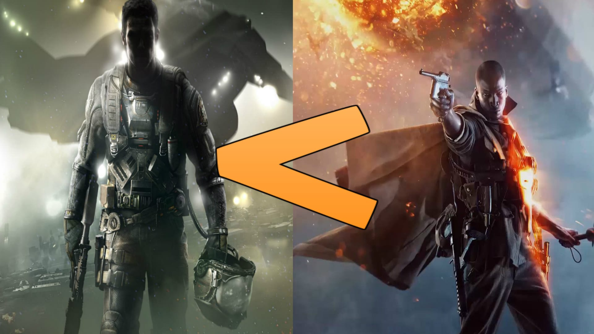 Why Battlefield 1 Will Be Better Than Call of Duty: Infinite Warfare