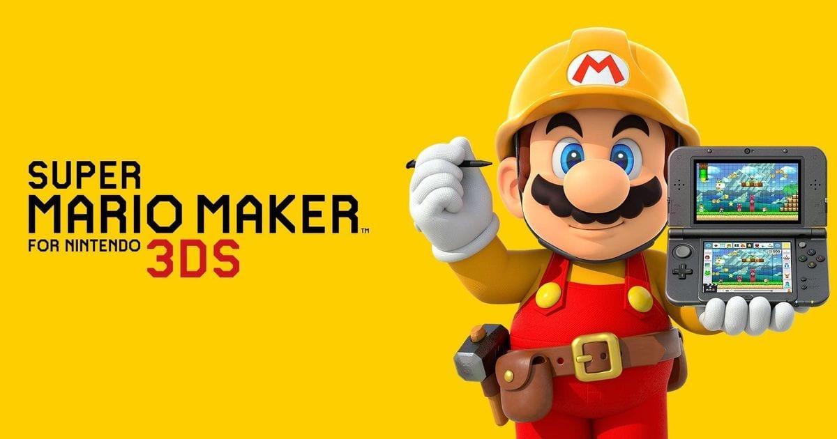 Super Mario Maker For Nintendo 3DS Review - GameLuster