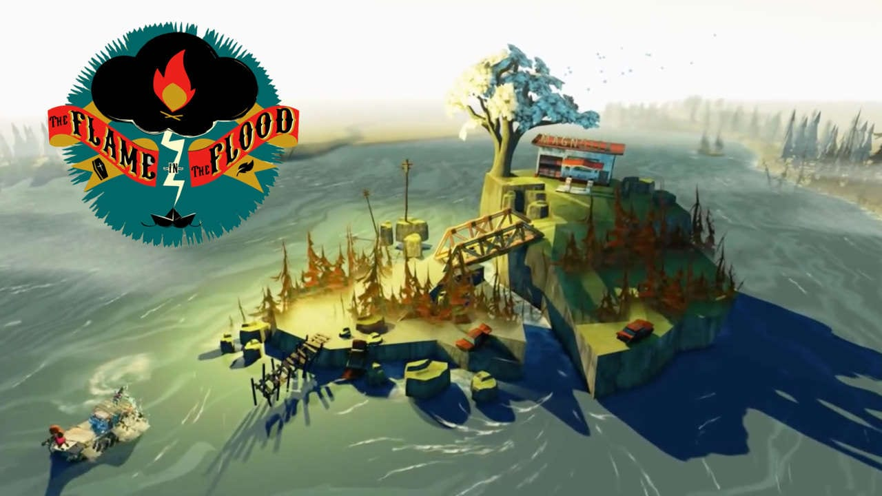 The Flame in the Flood is coming to Playstation 4 on January 17th