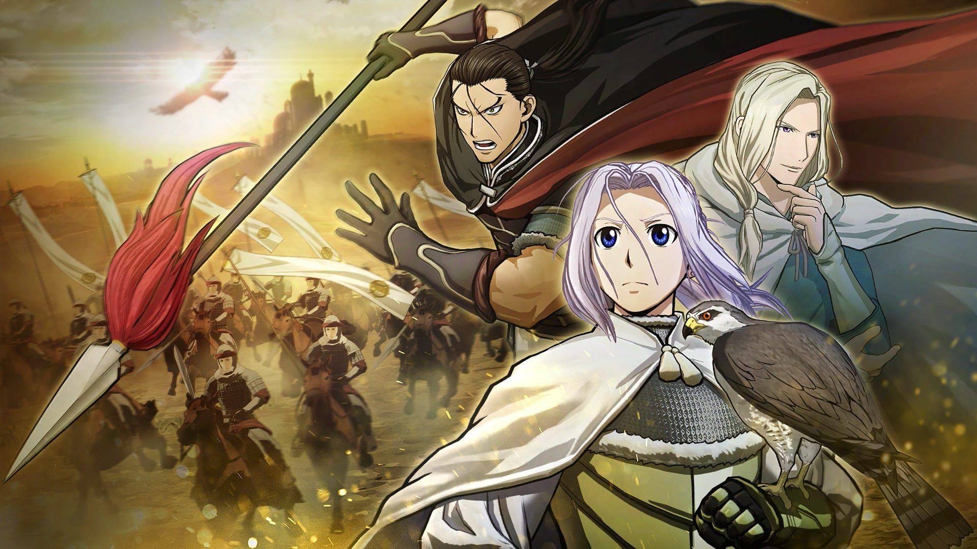 Arslan the Warriors of Legend Review.