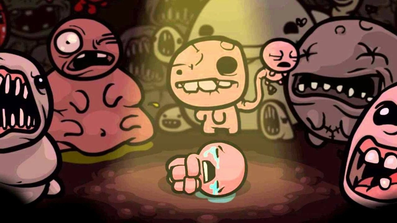 Headup Games Is Bringing The Binding Of Isaac: Afterbirth+ To Europe and Australia
