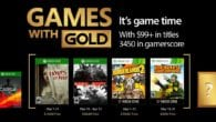 Games With Gold March 2017