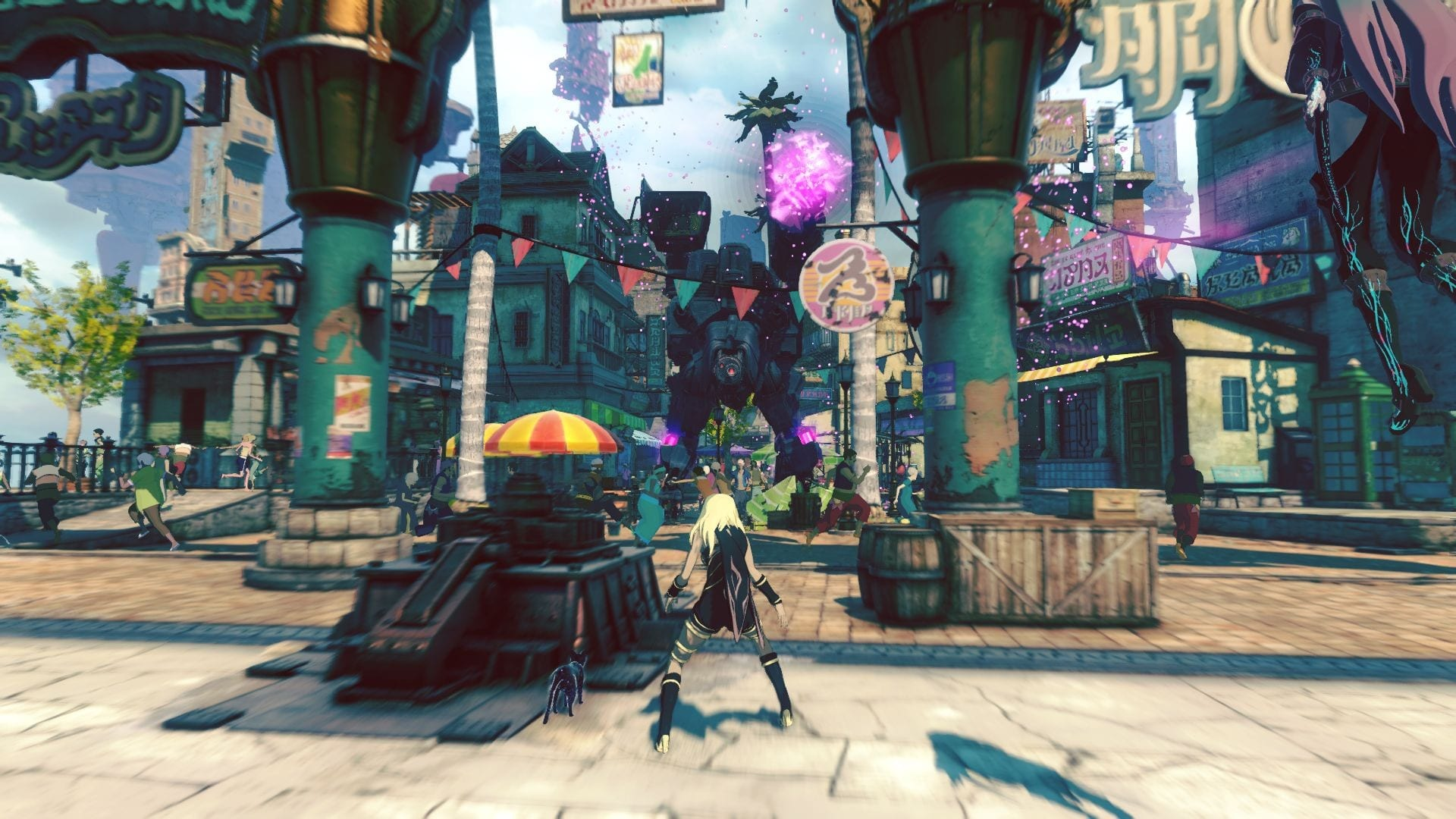 Gravity Rush 2 review 2