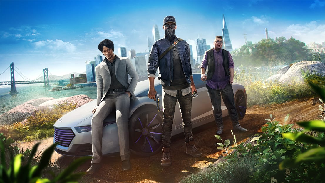 Watch Dogs 2 Human Condition content arrives with a new trailer