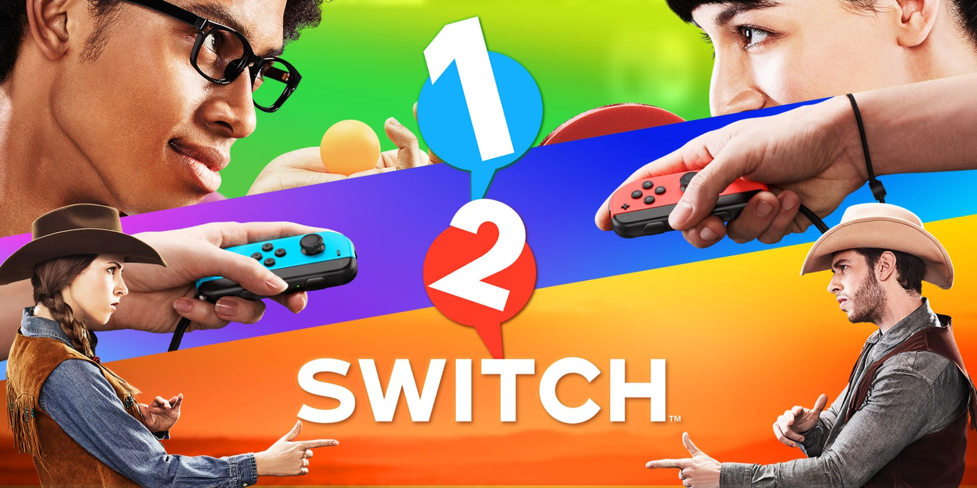 1-2 Switch Review