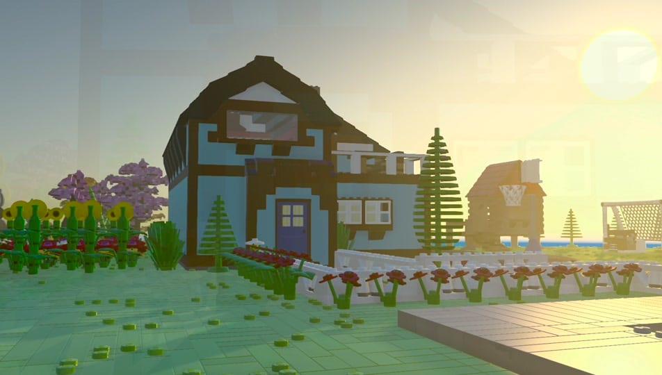 Lego Worlds review one