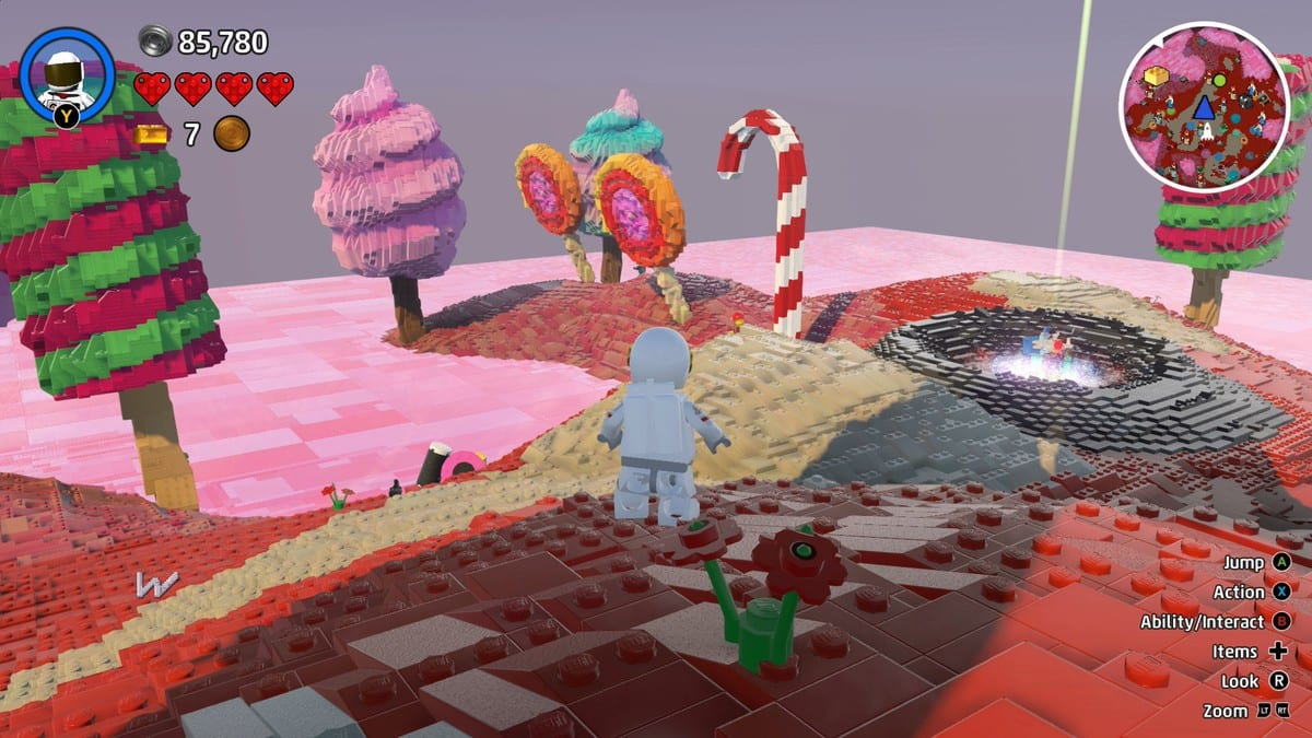 Lego Worlds review two