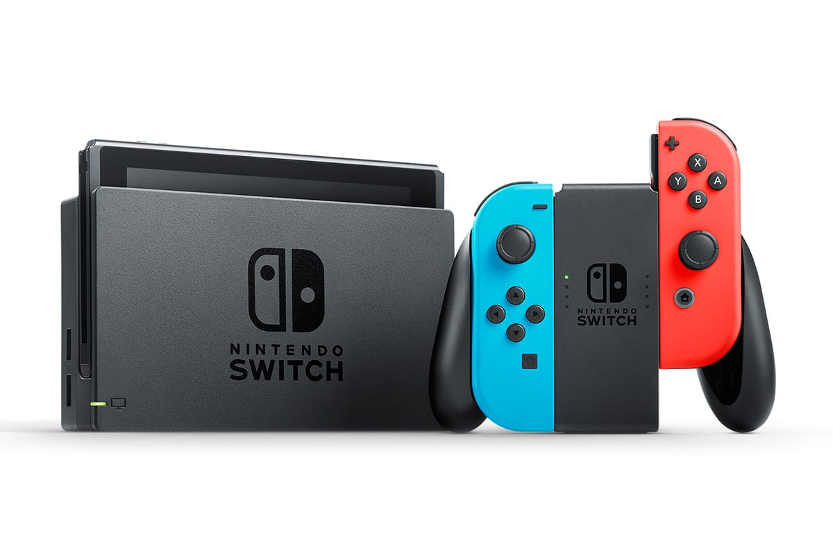 Nintendo Switch: Day One Impressions