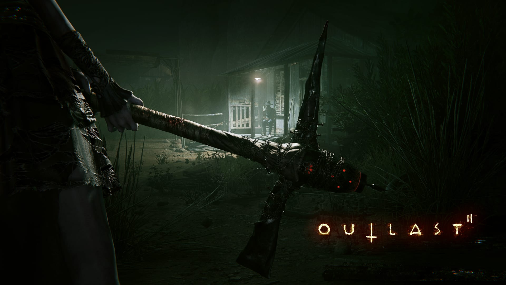 Outlast 2's Release Date Has Been Announced